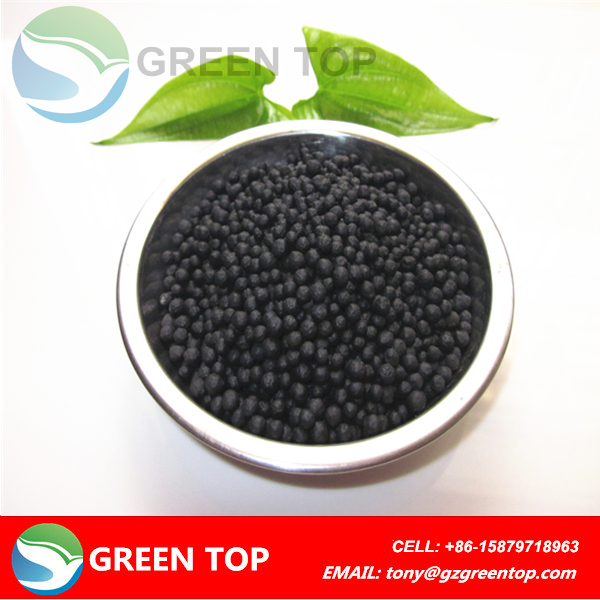 high quality biological fertilizer, organic fertilizer +compound bacillus