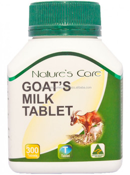 Nature S Care Goat S Milk 200mg 300 Tablets Made In Australia