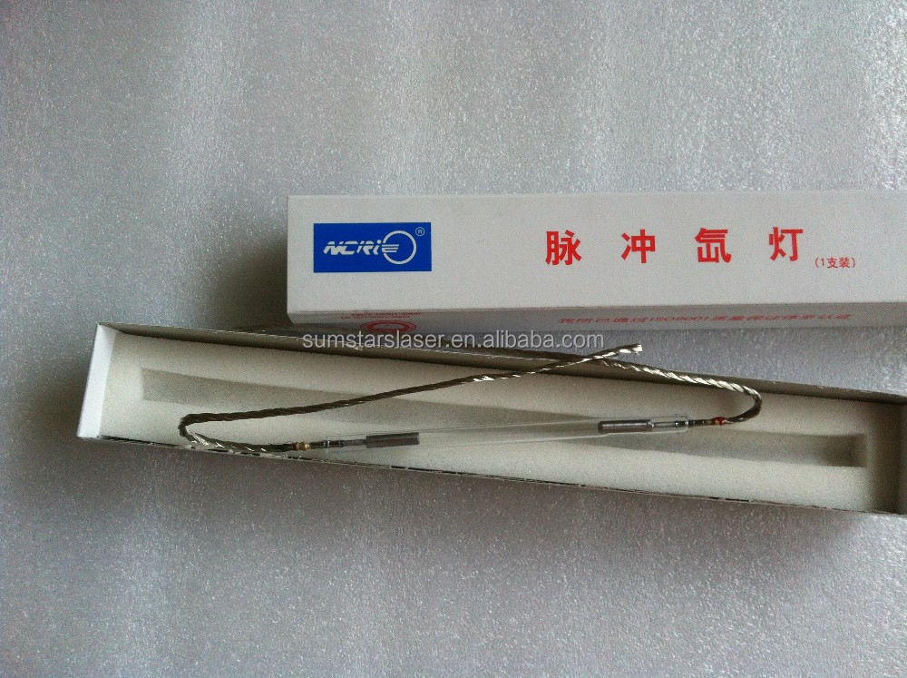 xenon tube for ipl laser beauty machine / ipl lamp