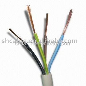 18AWG cable H05VV-F PVC flexible wire