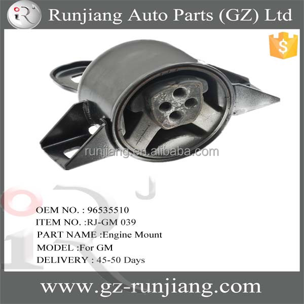OE:96535510 engine mounting for GM Opel daewoo car parts,auto parts