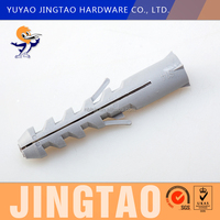 M8*40 anchor/ plastic wall plug/plastic anchor screws