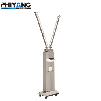 High Quality Mobile Medical Infrared Ultraviolet Disinfection  Lamp  Trolley