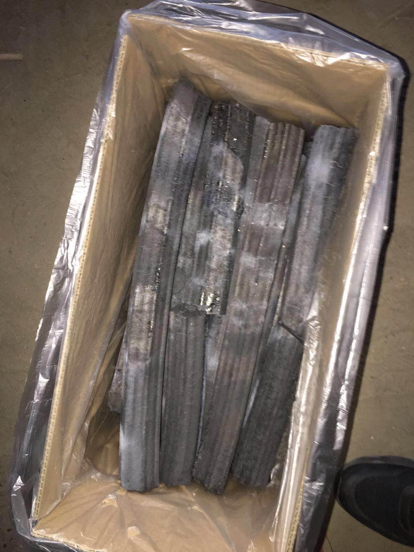 Smokeless Hardwood Sawdust Bamboo Briquette Charcoal