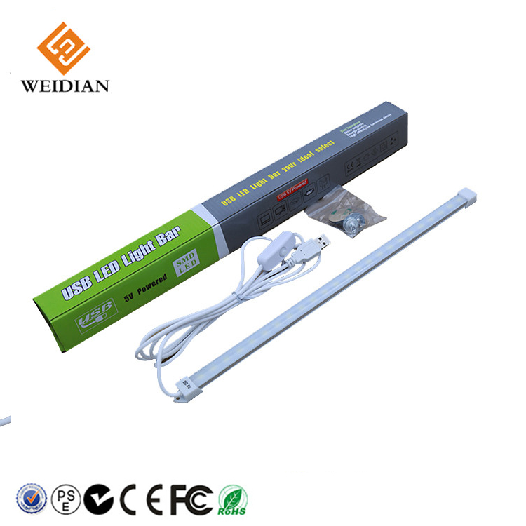 Best quality promotional led linear light 7W aluminium led strip