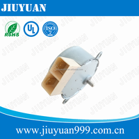 Toaster / microwave oven/blender permanent magnet micro synchronous motor 4w with insulation grade N / H / F / B/gear motor