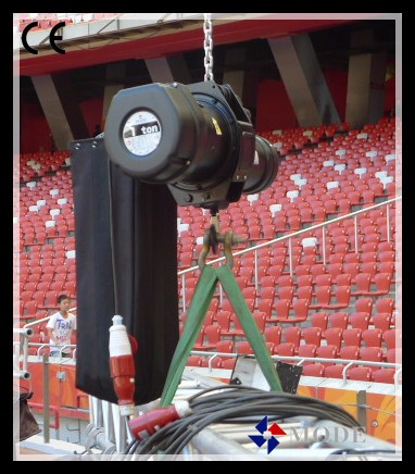 Japan FUJI motor electric chain hoist
