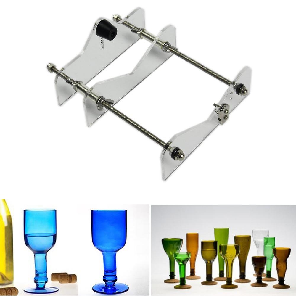 nouveau bricolage verre bouteille coupe verre bouteille de la machine outil de coupe dans. Black Bedroom Furniture Sets. Home Design Ideas