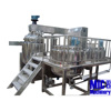 MICmachinery MIC-2000L vacuum mixing tank foam vacuum mixing tank with ce approved