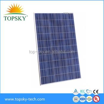 Cellulaire  W  W Photovoltaque Panneau Solaire Pour