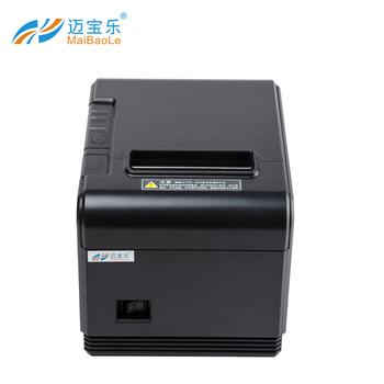Dot Matrix Printer Paper Size 80mm Thermal Receipt Printer Machine - Buy  Receipt Machine,Dot Matrix Printer Paper Size,Printer 80mm Thermal Printer