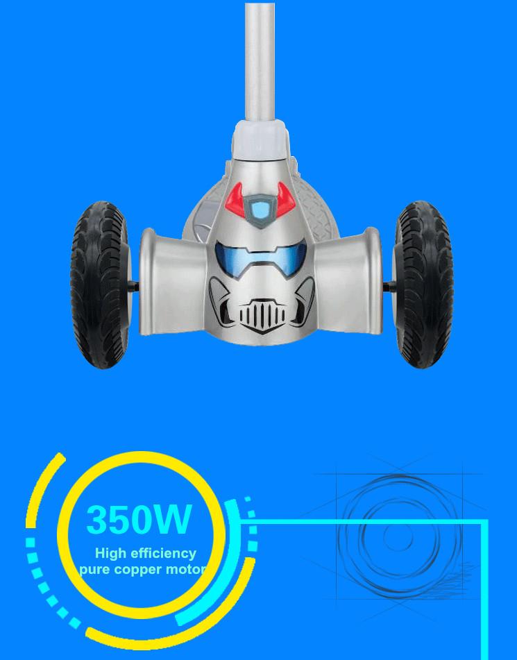 ZLTECH high power niedriger geschwindigkeit 10 zoll hub motor einzel-und doppel welle 800W hub motor 36v und fahrer für robotcis