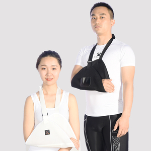 Breathable and Lightweight Arm Support Sling Shoulder Immobilizer Brace