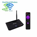 New Style A5X Pro RK3328 64-bit Quad-core TV Box Android 7.1 TV Box rk 3328