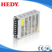 Single output constant voltage AC 220v DC 12v 8a 100w power supply
