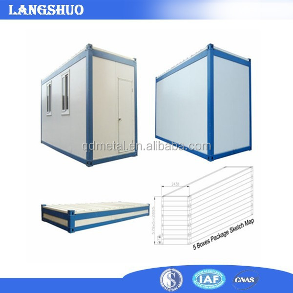 Movable Container Portable Office Cabin