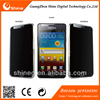 color privacy screen protector for samsung i9100