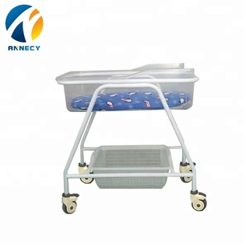 AC-BB014 baby net crib next to hospital bed for sale
