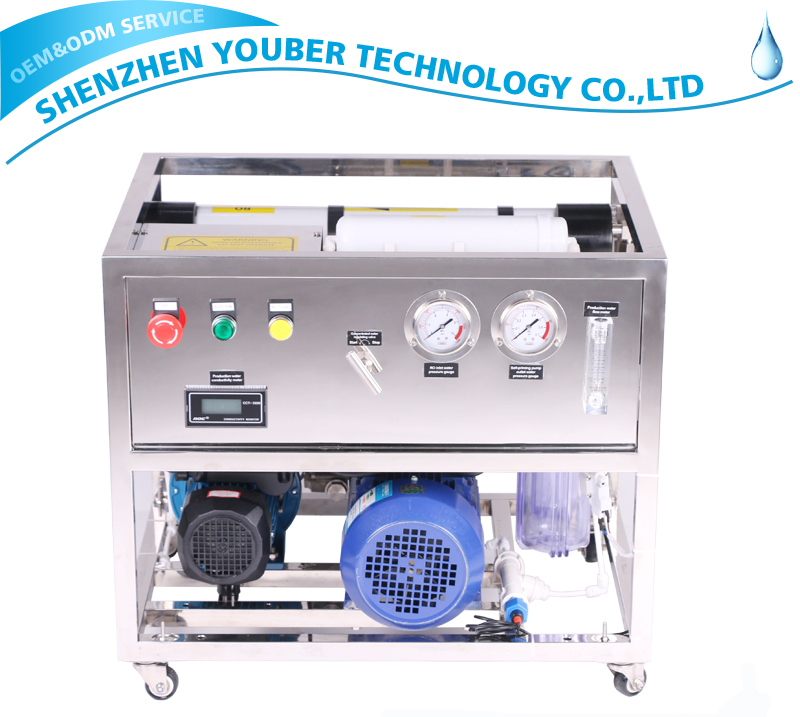 Cheap Price Sea Water Desalination System,Drinking Water Maker For  Boat,Yacht,Ship - Buy Portable Ro System,Sea Water Desalination Ro
