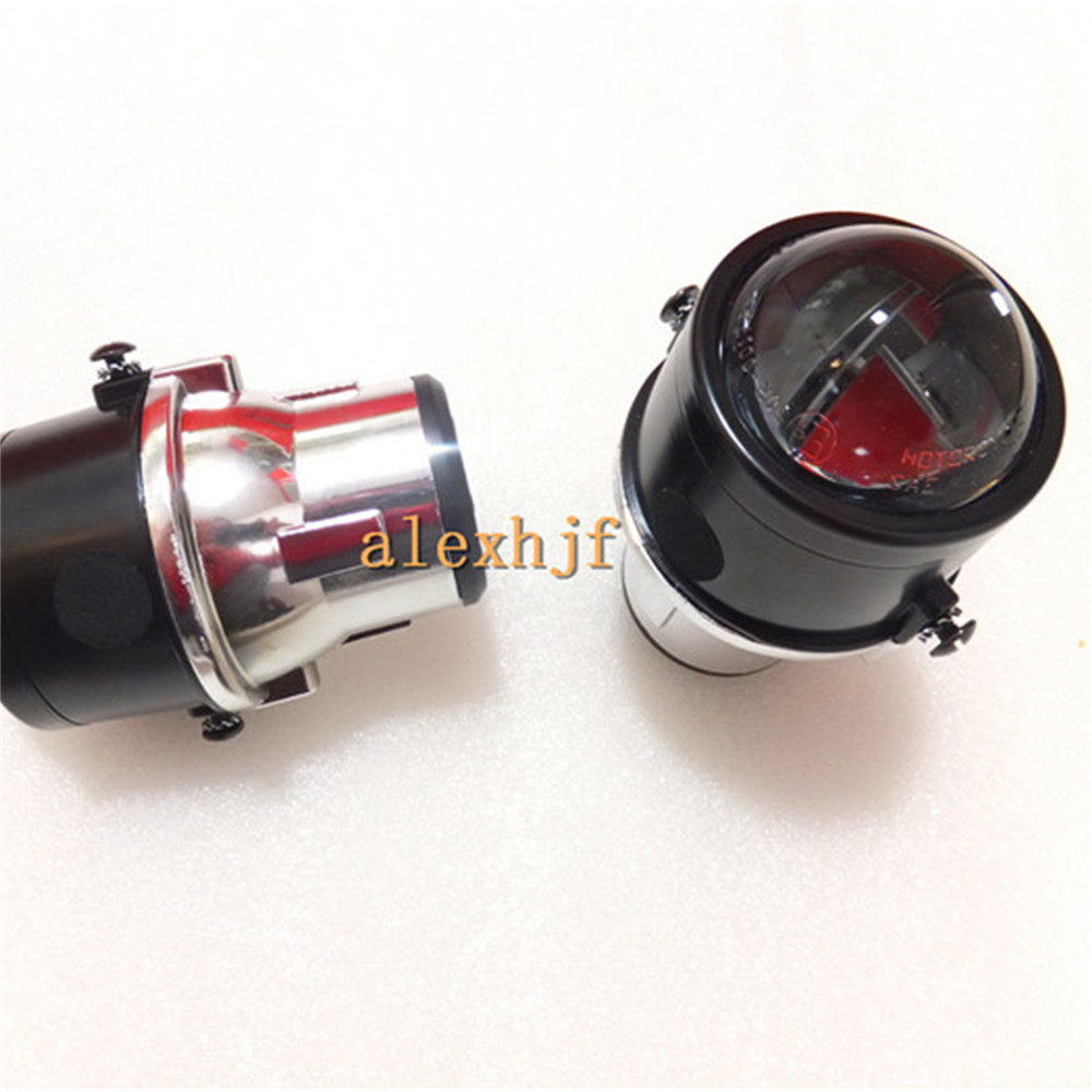 Car Lens Fog Lamp Assembly DRL For Honda CRV Fit City