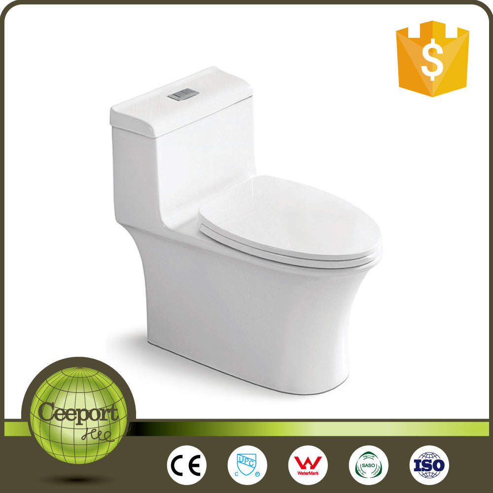 C-02 good sell Chinese manufacturer ceramic sanitary ware one piece wc toilet prices