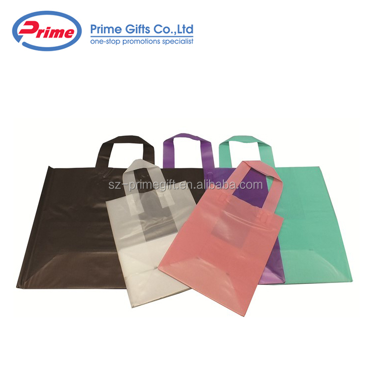 Hot Sale Best Quality Plastic Tote Bag Bags for Clothes
