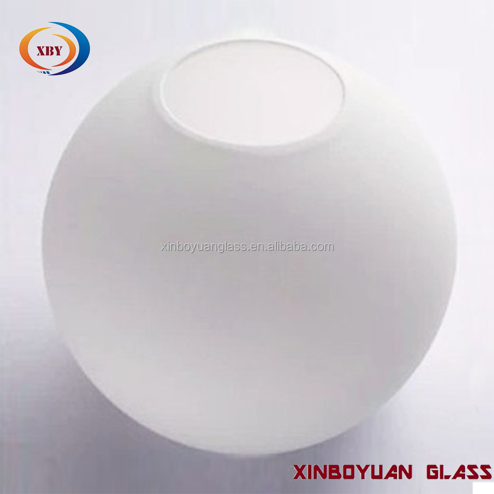 white round glass ball cover lamp frosted glass lamp shade