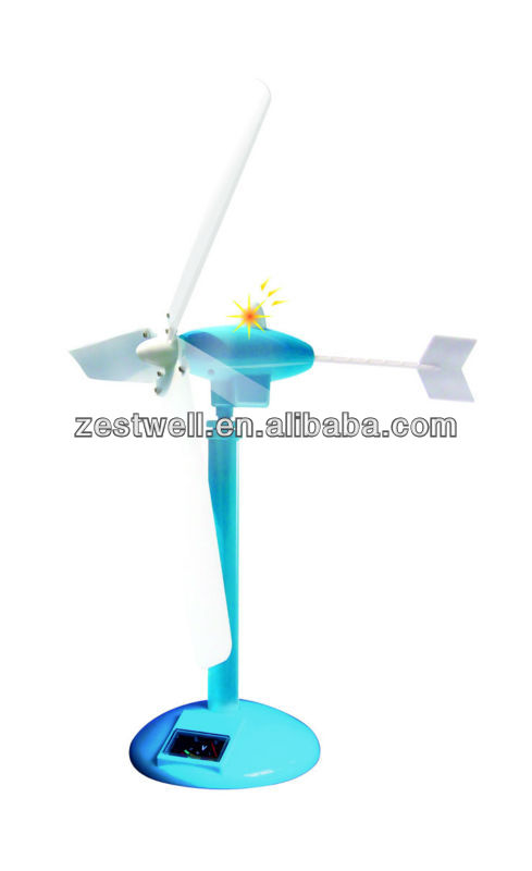 Diy-D017-Wind Power-Educational Science Kits