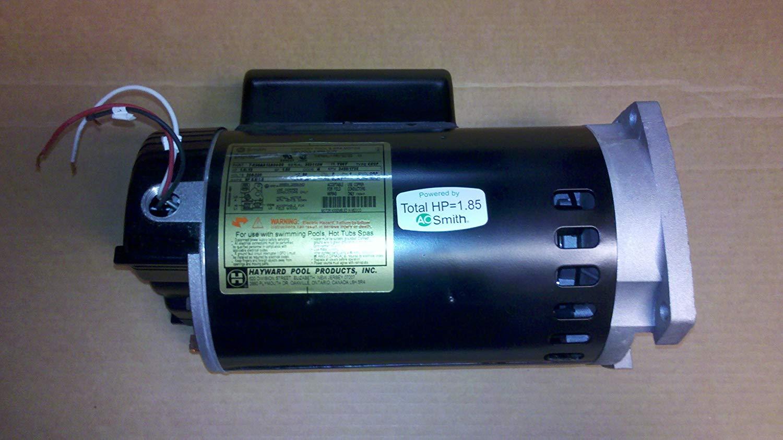 Hayward SPX3210Z2BER 1-Horsepower 2 Speed Energy Efficient Full Rate Motor Replacement for Hayward Tristar SP3200EE Series Pump