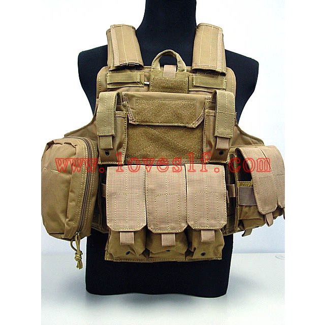 Loveslf hot outdoor hunting shooting accessories camo vest amphibious CS wargame molle police vest фото