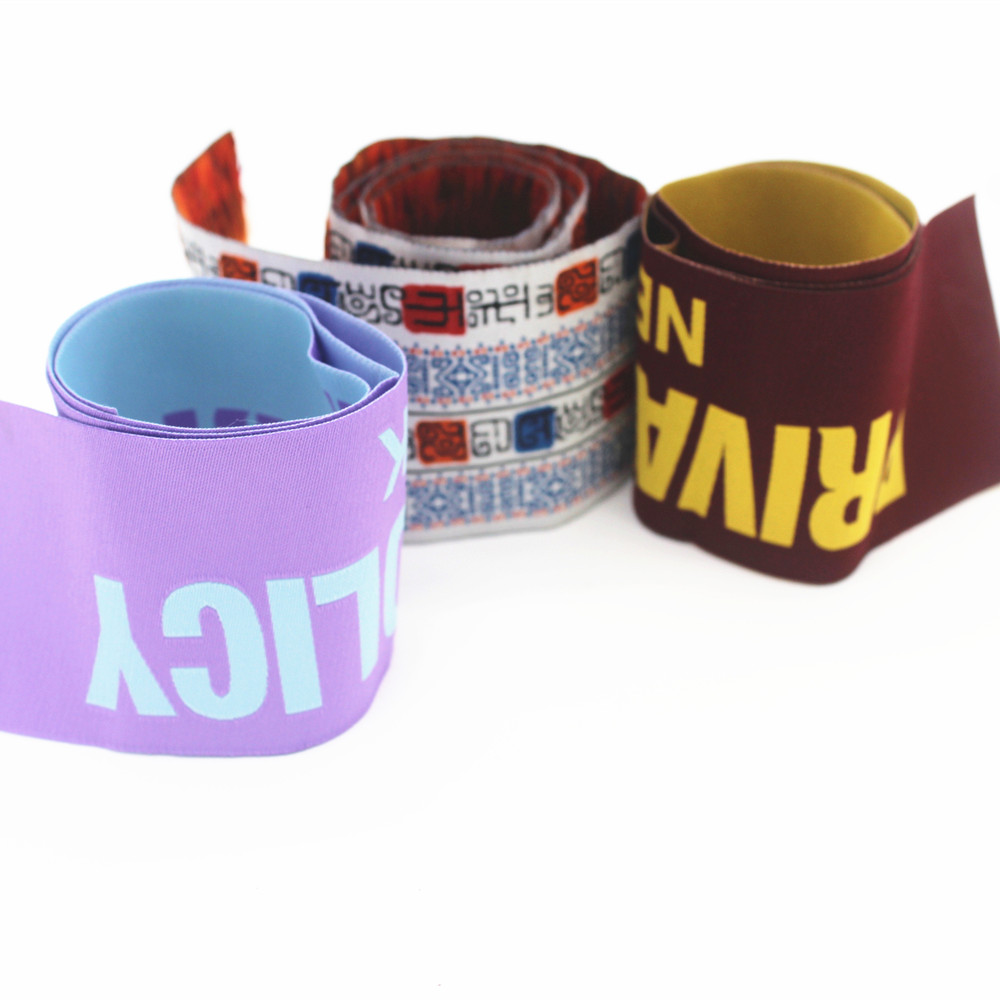 Factory Price Top Selling Fashion Custom Polyester Belt/Satin Ribbon