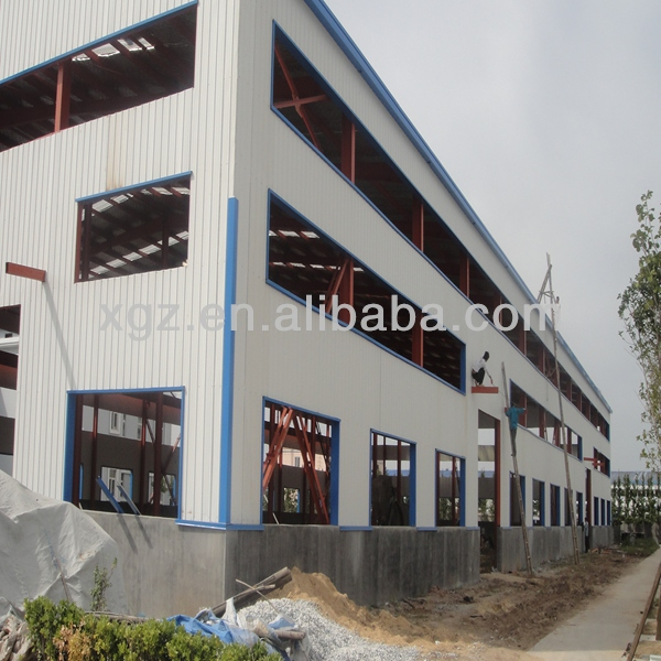 warehouse,workshop,shed of steel structure