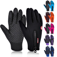 OEM Full Finger Cycling Gloves Touch Screen Bike Gloves