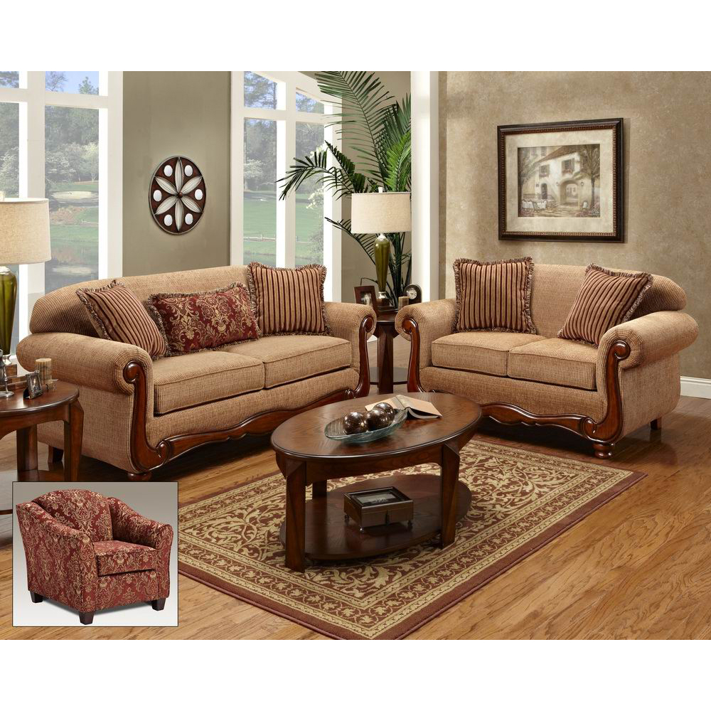 Sectional Sofa 3 2 1 Upscale For Whole