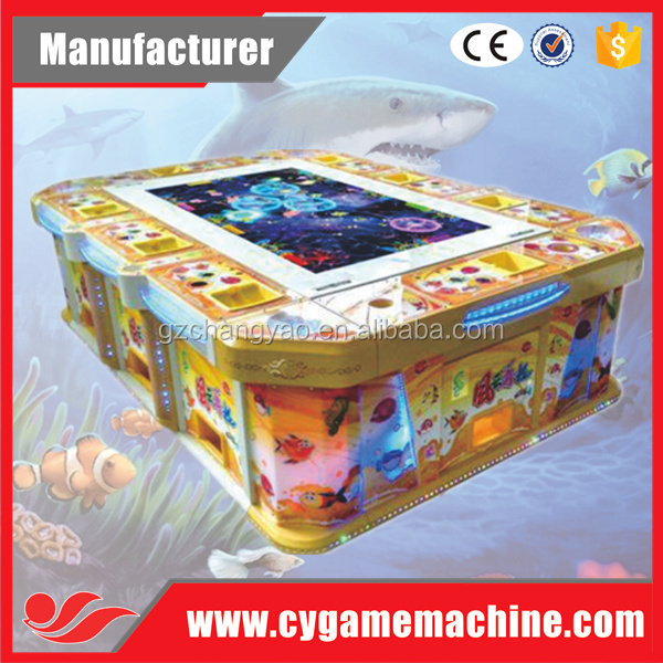 Hot Sale Amusement Coin Operated Fish Game Machine Ocean King 2 Electric Redemption Game