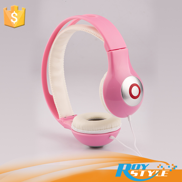 High quality headset best dj headphones for computer