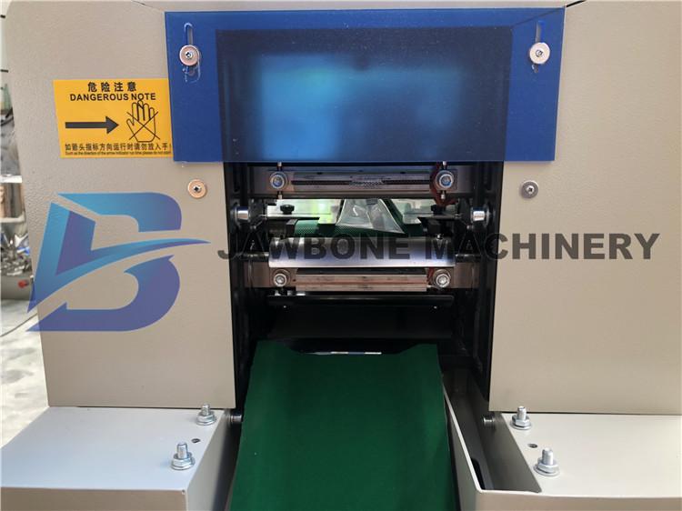 JB-350X masque machine à emballer, bouche-moufle emballage machine Jouer Pâte Machine à Emballer avec ligne de production