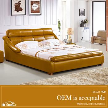 Bedroom Furniture Dubai alibaba wholesale new design solid wood dubai bed furniture 990