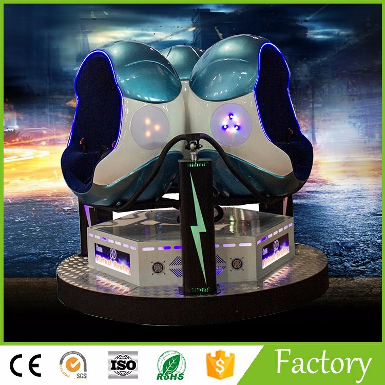 Good Profitable Vr Full Flight Simulators Game Chair For Sales