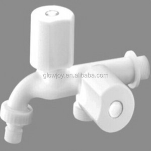 (PT-019)ABS material multifunctional plastic tap, plastic water tap,pvc type of water tap