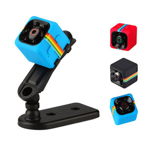 Three color night version camcorder 1080p mini camera SQ11 cctv security camera motion detection