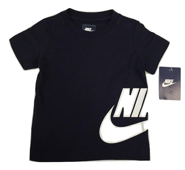 d0e9f13b58d8 Get Quotations · Nike Toddler Boys Athletic Dri-Fit Tee Shirt- Obsidian