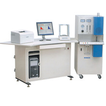 Vertical Infrared Carbon & Sulfur Analyzer with Separate Workstation