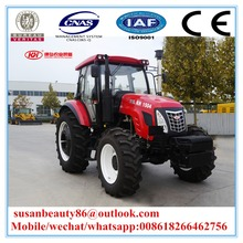 Mini 4WD 40HP Agricultural Tractor KH1204 of tractors and equipments