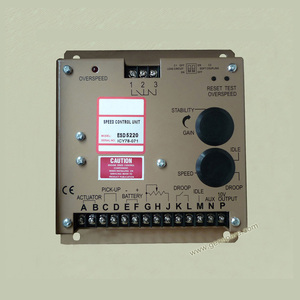 Engine Speed Controller Control Unit ESD5200