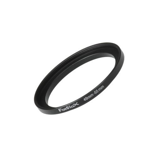 Generic 40.5mm to 52mm Step Ring for Sanyo Xacti DMX-HD2000