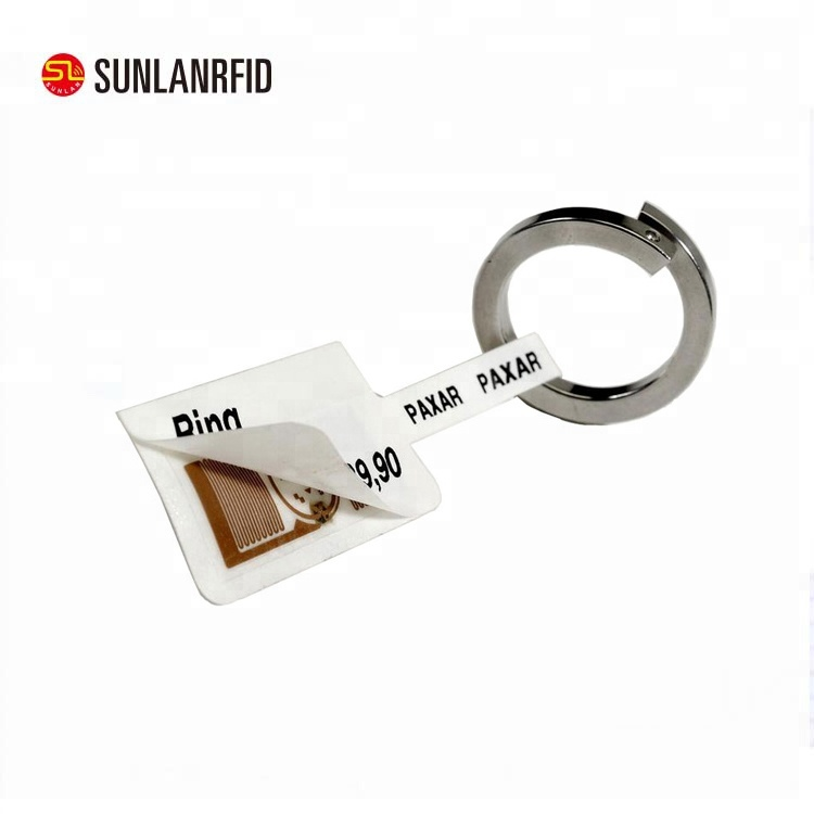 Cheap Price ISO14443A 1356MHz NTAG215/NTAG216 Chip RFID NFC Security Jewelry Label Tag for Asset Tracking