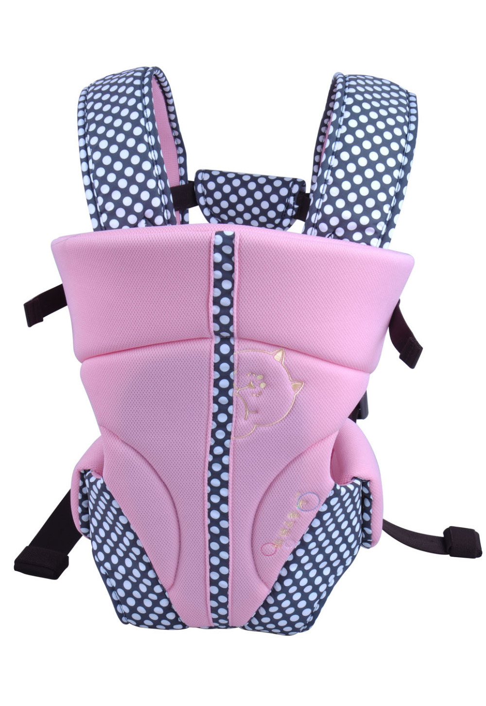 6 Color! Breathable Inserts Floral Print Baby Carriers Convenient Baby Slings Toddler Wrap Backpack Infant Sling Harness Carrier