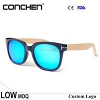 Conchen Glasses polarized shades pc frame bamboo lentes sunglasses