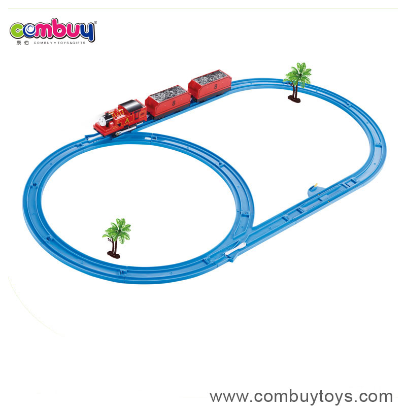 New design high speed ride on model train track